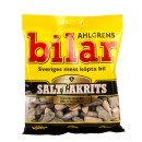 Ahlgrens Bilar Salty Licorice 160g