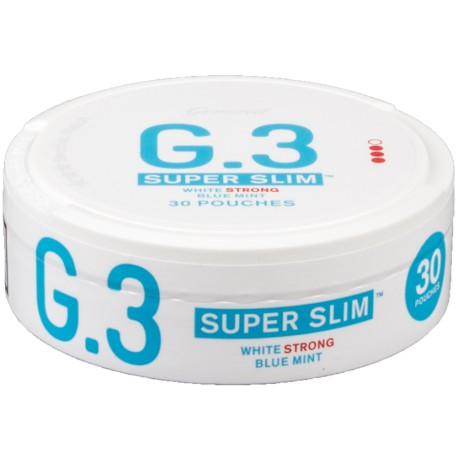 General G.3 Super Slim Mint Strong