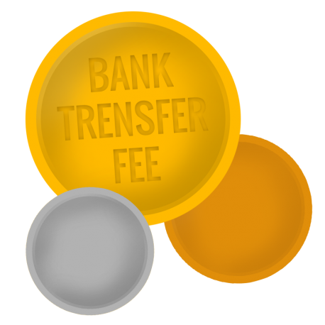 Bank wire fee