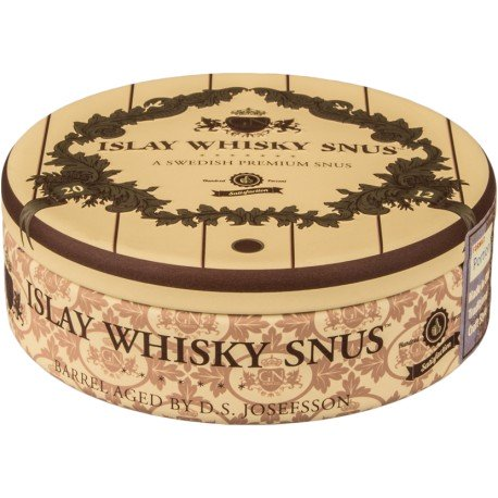 Islay Whisky Portion Snus by Conny Andersson