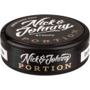 Nick & Johnny Strong Portion Snus