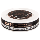 Catch Licorice Mini Original Portion Snus