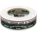 Jakobsson's Wintergreen Strong Portion Snus