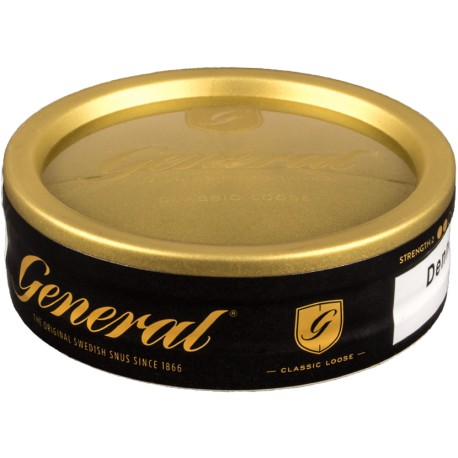 General Classic Loose Snus