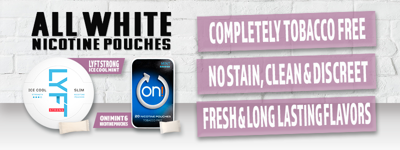 Info about All White nicotine pouches