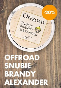 Offroad Snubie Brandy Alexander Portion - 20% off rolls!