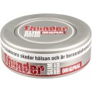 Thunder Extra Strong Original Slim White Dry Snus