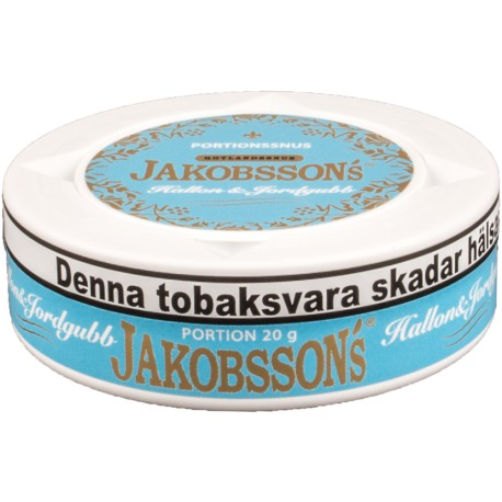 Gotlands Summer Snus Portion 2015