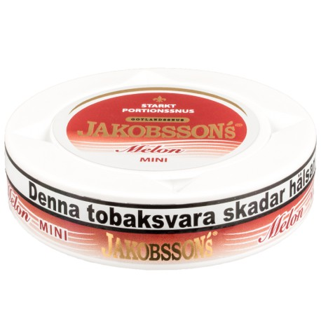 Jakobsson's Melon Mini Portion Snus