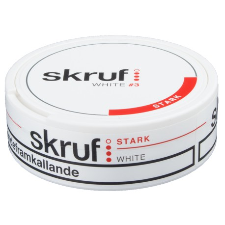 Skruf Strong White Portion
