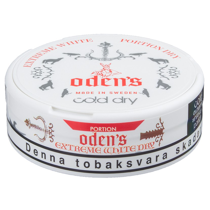 Odens Cold Dry Nikotiini