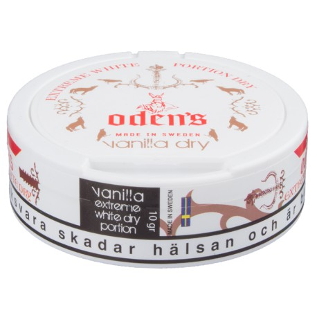 Oden's Extreme Vanilla White Dry