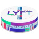 LYFT Nordic Winter Slim All White