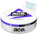 ACE Superwhite Licorice Mint Slim All White