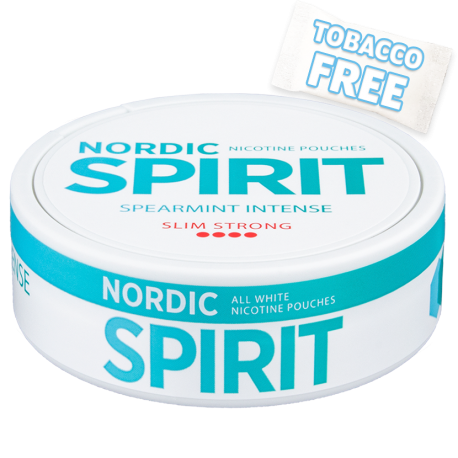 Nordic Spirit Spearmint Intense Strong