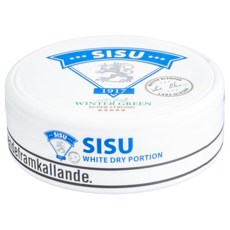 SISU 1917 Wintergreen White Dry Portion