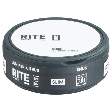 RITE Juniper Citrus Slim Portion