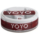 YOYO London Lime Strawberry All White