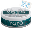 YOYO New York Mint All White