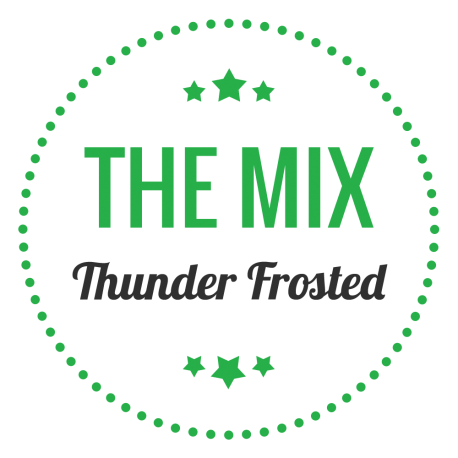 Thunder Frosted Mix - 8 Cans