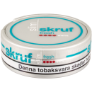Skruf Slim Fresh Xtra Strong White Portion Snus