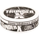 Thunder X White Dry Portion Snus