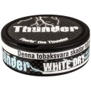 Thunder Extra Strong Frosted White Dry Portion Snus