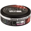 Thunder Ultra Strong Raspberry Portion Snus