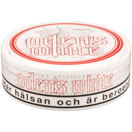 Oden's Cold Extreme White Portion Snus