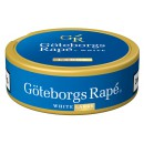 Göteborgs Rapé White Large Chewing Bags