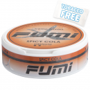 FUMI Spicy Cola Nicotine Pouches