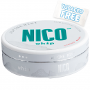 NICO Whip Alpine Mint Strong Nicotine Pouches