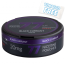 77 Black Currant Extra Strong Slim Nicotine Pouches
