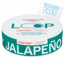 LOOP Jalapeno Lime Strong Nicotine Pouches