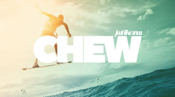 What is chew?