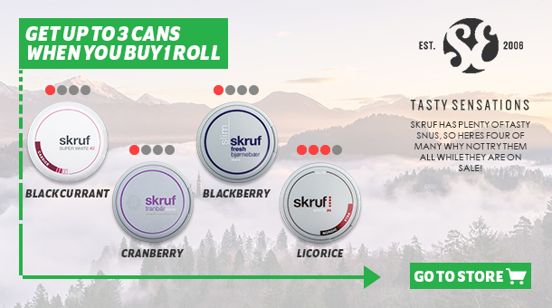 Buy 10 get up to 3 cans for free!