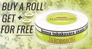 Buy 1 roll get 2 cans for free!